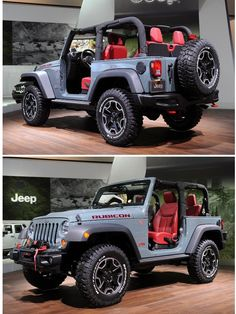 2013 Jeep Rubicon 10 year anniversary edition.. I Love this jeep except would want a 4 door one..