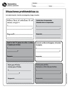 Situaciones problemáticas 11