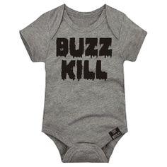 Buzz kill onesie