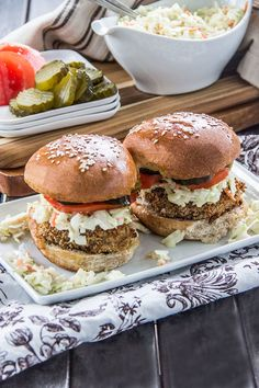 22. Baked Crispy Chicken Sandwiches #greatist http://greatist.com/health/healthy-exciting-chicken-breast-recipes