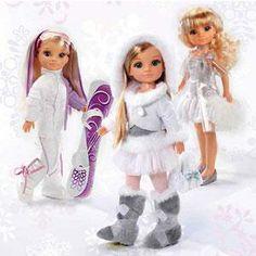 El rincón de mis muñecas: Nancy