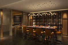 Chateau Beach Residences Wine Room