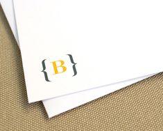 SALE Monogrammed Stationery / Stationary by JubileeDesignStudio, $15.00