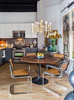 In Brooklyn, the Home of Jonathan Adler's Director of Interiors   Design*Sponge