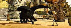 HOW TO TRAIN YOUR DRAGON - ok for real someone tell me what this is from?!