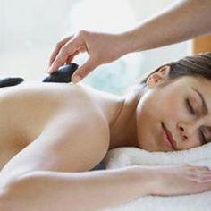 Day 3 - a heart-warming Lava Stone massage