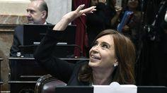 Juez federal solicita que Cristina Fernández no asuma como senadora.