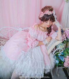 Hime princess fashion