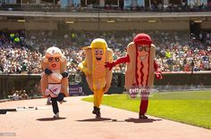cleveland indians and ketchup stuffed animal - Google Search