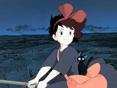 You got: Kiki from Kiki's Delivery Service You're the curious type who's eager to discover the world and yourself. You're not afraid to go down the rabbit hole and see what new adventures await. Always be true to yourself. | Which Miyazaki Character Are You