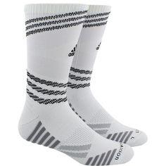 adidas Speed Mesh Team TRAXION Single Crew Socks 1061c297e