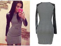 Bodycon Dress, Dresses For Work, Fashion, Moda, Body Con, Fashion Styles, Fashion Illustrations, Body Con Dress