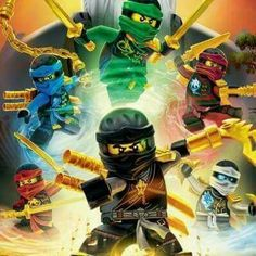 Ninjago season 7! I can't wait anymore!!
