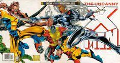 uncanny x-men | Uncanny X-Men Vol 1 325 - Marvel Comics Database