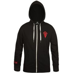 For over 10 years the factions of Azeroth have battled. When the need was too great, uneasy truces were called, but never has the warring truly ceased. Pledge your loyalty to the proud Horde with your brand new, super comfortable Horde Loyalist Hoodie.
