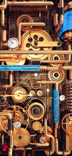 Gears   LIVE Wallpaper - Download this wallpaper from Wallpapers Central