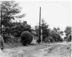 Radcliffe, Higher Pit Lane 1974