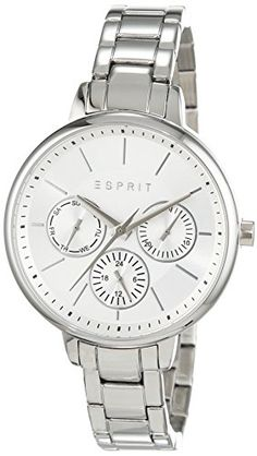 Esprit Damen-Armbanduhr Melanie Analog Quarz Edelstahl ES108152001 - http://uhr.haus/esprit/esprit-damen-armbanduhr-melanie-analog-quarz