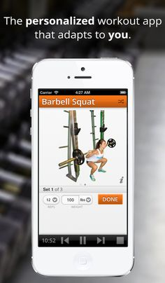 Just in time for your New Year's resolutions: Meet PumpUp, a personal iOS fitness coach