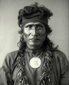 Red Fish ( Dakota Sioux ) #nativeamerican #warrior #natives #spirit #nativepride