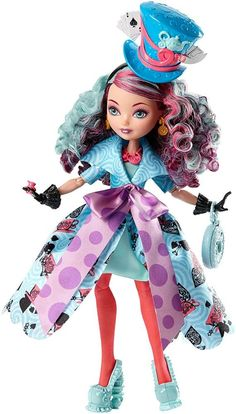 Find the best selection of Dolls at Mattel Shop. Shop for the latest kids dolls from popular brands like Barbie, Monster High, Disney & more today! Ever After High, Bratz Doll, Barbie Dolls, Mattel Shop, Ever After Dolls, Raven Queen, Barbie Birthday, Arte Disney, Monster High Dolls