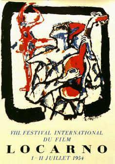 Poster of the 8° Festival del film Locarno