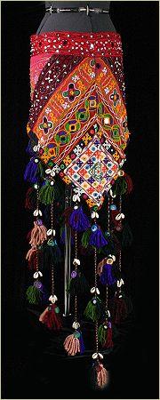 tassel belt from Tribe Nawaar. Repinned from Betty Lou Spence