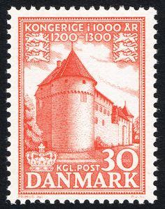 Znaczek: Kingdom Denmark (Dania) (Kingdom Denmark) Mi:DK 347,Sn:DK 345,Yt:DK 356,AFA:DK 349