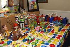 """Photo 1 of 15: Toy Story / Birthday """"Logans Birthday Story""""   Catch My Party"""