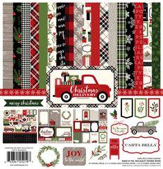Carta Bella- Christmas Delivery