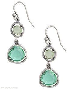 Jewelry Box by Silpada Designs | Earrings | Seychelles Earrings