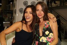 Sarah Shahi & Amy Acker my two favorite actresses!