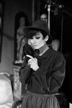 Audrey Hepburn 1966.....Uploaded By  www.1stand2ndtimearound.etsy.com