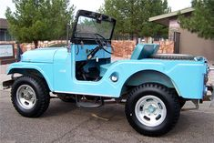 For sale at auction: 100% original Arizona Jeep with only 16,000 miles, mileage not indicated on title. A local doctor owned and used this Jeep for his rock collecting hobby in N...