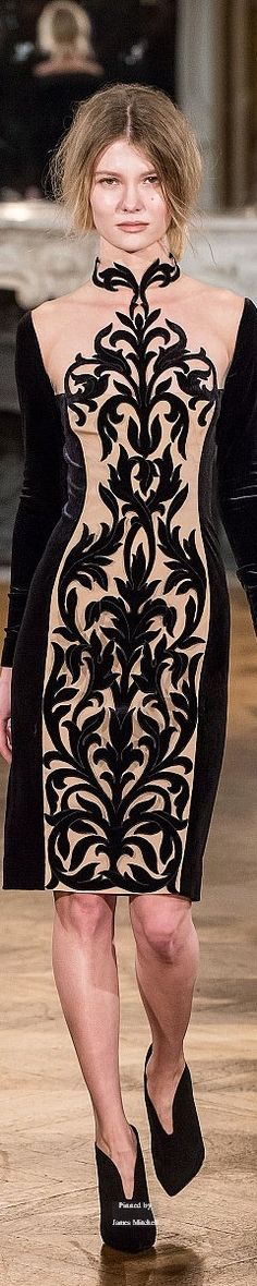 Yulia Yanina Couture Fall-winter 2014-2015