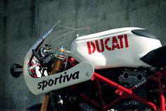 The Bullitt: 7½ Sportiva by Radical Ducati