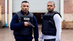 Bulletproof: Noel Clarke and Ashley Walters on diversity, fame and 'blazing a trail' So Solid Crew, Noel Clarke, Big Drama, Ashley Walters, Denzel Washington, New Series, Police Officer, People Like, Diversity