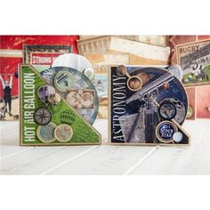 Hunkydory Ultimate Gentlemans Journey Bundle - Includes Luxury Card Collection, Inserts, Little Book and Collector Cards and Sentiments (359191) | Create and Craft