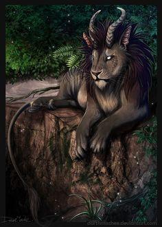 Majesty by Whiluna.deviantart.com on @DeviantArt: