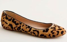 Never get tired of a lil animal print, i'll take these in a size 8