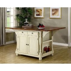 Kitchen Islands with Breakfast Bar - The Item Every Kitchen Needs « Seekyt
