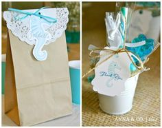 mermaid party favors