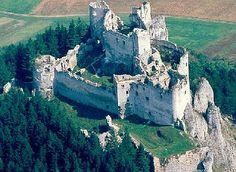 Lietava hrad | Hrady, zámky, kaštiele a ostatné pamiatky na Slovensku