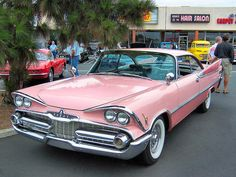 1959 Dodge Royal Lancer.