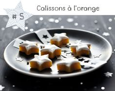 Christmas Gifts ( in french )  - Calissons with candied orange and candied ginger  Makes 70 pieces •  150 g candied melon •  150 g candied orange peel •  50 g candied ginger (uncoated crystal sugar) •  300g ground almonds •  200g icing sugar •  For the royal icing -   1 egg white •  150g icing sugar •