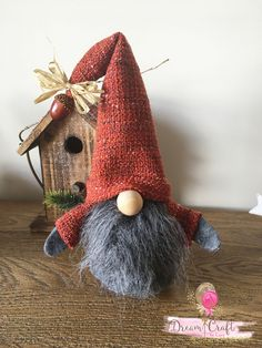 Scandinavian Gnome Decoration, Nisse Tomtar Tonttu - Gonk, Cozy Holiday Decor Holiday Decoration, Nordic Gnome by DreamCraftbyLucy on Etsy After Christmas, Christmas Presents, Handmade Christmas Decorations, Holiday Decor, Elephant Baby Shower Favors, Scandinavian Gnomes, Wedding Fans, Wooden Beads, Thanksgiving