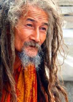 """Dreaded monk :) """"Those who dwell among the beauties and mysteries of the Earth are never alone or weary of life."""" -Rachel Carson"""