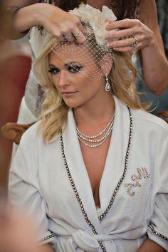 Miranda Lambertinspired Blusher Birdcage Veil by RuffleCouture, $90.00