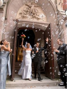 The Donnie Brown Blog: Dancing Down The Aisle