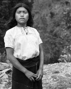 Chamula Maya Girl, Chiapas, Mexico, 1987  Photo: Dana Gluckstein,  watch this video and sign my petition, thank you,  https://www.youtube.com/watch?v=XClI8FGMVa4